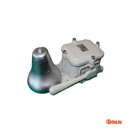 Звонок переменного тока КЛП с колоколом