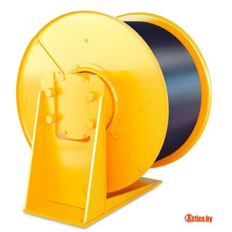 Пружинный кабельный барабан