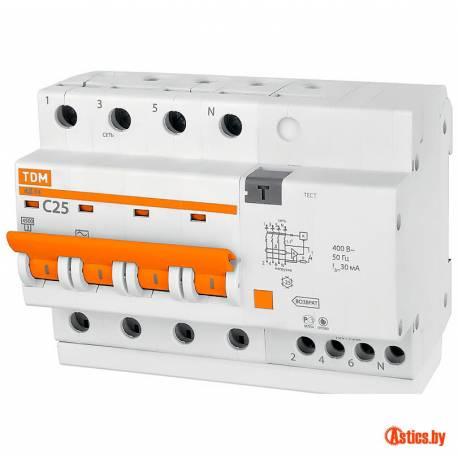 Дифавтоматы TDM-Electric серии АД12 и АД14