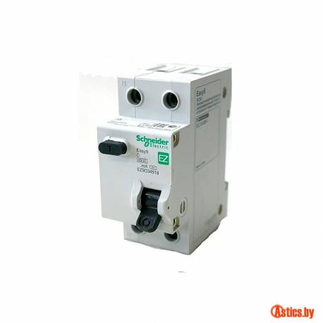 Дифавтоматы Schneider Electric серии Easy9