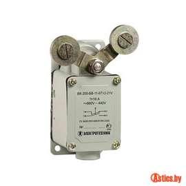 Выключатель концевой ВК-200-БВ-11-67У2-21