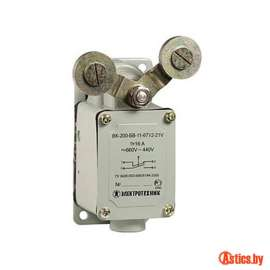 Выключатель концевой ВК-200-БВ-11-67У2-25